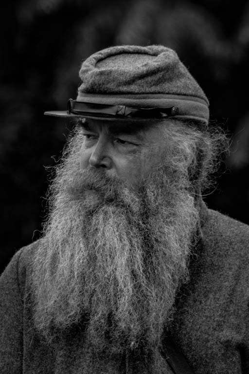 A Confederate Soldier